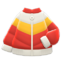 Down Ski Jacket (Red & Yellow) NH Icon.png