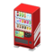 Drink Machine (Red - Sale) NH Icon.png