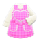 Heart Apron (Pink) NH Icon.png