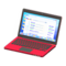 Laptop (Red - Search Engine) NH Icon.png