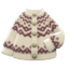 Yodel Cardigan (Beige) NH Icon.png