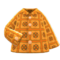 Groovy Shirt (Orange) NH Icon.png