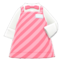 Diner Apron (Pink) NH Icon.png