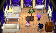 Gigi's house interior