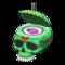 Throwback Skull Radio (Green) NH Icon.png