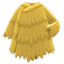 Traditional Straw Coat
