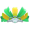 Festivale Accessory (Green) NH Icon.png