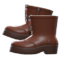 Lace-Up Boots (Brown) NH Icon.png