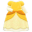 Princess Dress (Yellow) NH Icon.png