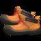 Trekking Shoes (Orange) NH Icon.png
