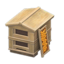 Beekeeper's Hive (Natural)