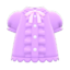 Dolly Shirt (Purple) NH Icon.png