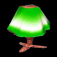 Green Tie-Dye