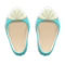 Mermaid Shoes (Light Blue) NH Icon.png