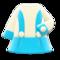 Retro A-Line Dress (Light Blue) NH Icon.png