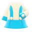 Retro A-Line Dress (Light Blue) NH Icon.png