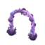 Shell Arch (Purple)