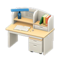 Study Desk (White) NH Icon.png