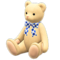 Giant Teddy Bear (Cream - Giant Dots) NH Icon.png