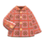 Groovy Shirt (Red) NH Icon.png