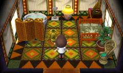 Soleil's house interior