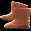 Velour Boots