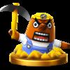 Resetti SSB4 Trophy (Wii U).png