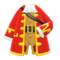 Sea Captain's Coat (Red) NH Icon.png