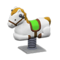 Springy Ride-On (White) NH Icon.png