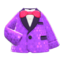 Comedian's Outfit (Purple) NH Icon.png