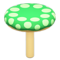 Large Mushroom Platform (Green) NH Icon.png