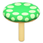 Large Mushroom Platform