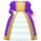Noble Dress (Purple) NH Icon.png